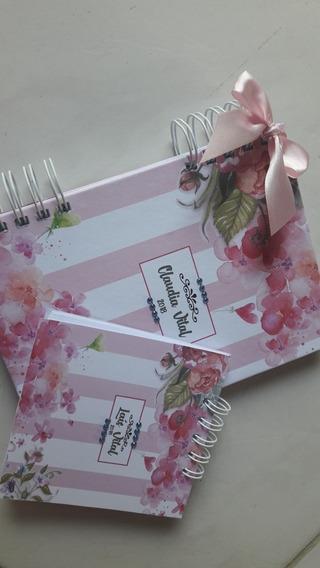 Kit Planner + Bloquinho Personalizado