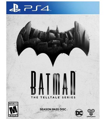 Imagen 1 de 1 de Batman Telltale - Ps4 Fisico Nuevo & Sellado