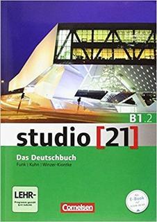 Studio 21 B1/2 - Kursbuch + Arbeitsbuch + Dvd-rom (e-book -a