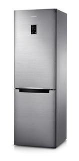 Heladera inverter no frost Samsung RB33K3210SS inox con freezer 328L 220V
