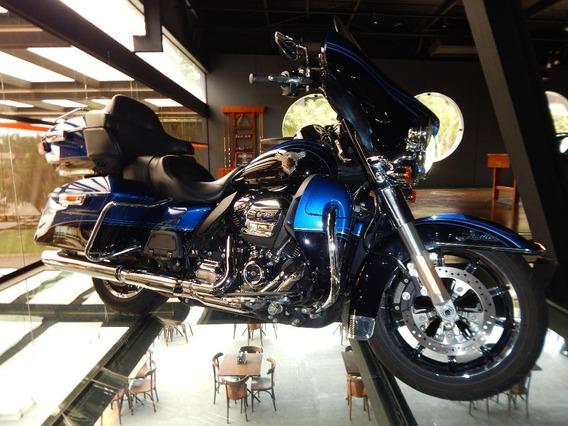 Harley-davidson Ultra Limited 115th Anniversary