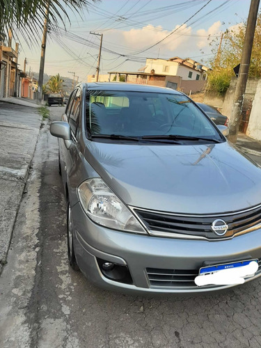 Nissan Tiida 2012 1.8 Sl Flex Aut. 5p