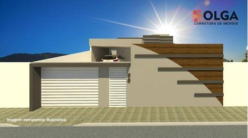 Casa Com 3 Dormitórios À Venda, 130 M² - Gravatá/pe - Ca0636