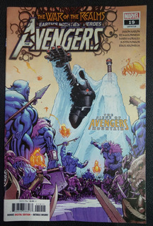 Comic Ingles Avengers The War Of The Realms No.19 Marvel