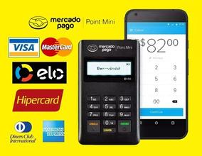 Maquina De Cartão De Credito Mercado Pago Mini - Moderninha