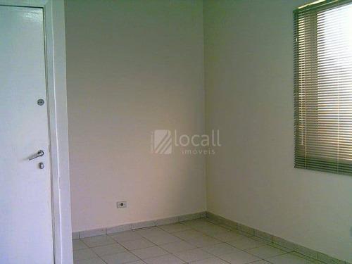 Imagem 1 de 3 de Sala, 47 M² - Venda Por R$ 110.000 Ou Aluguel Por R$ 450/mês - Centro - São José Do Rio Preto/sp - Sa0390