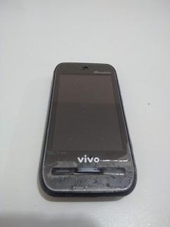 Celular Zte N290 Mobile C/ Tv, Caneta /antena Leia Descrição