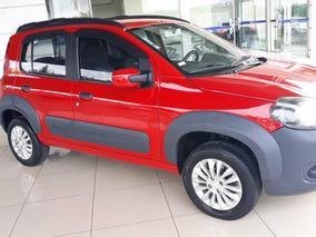 Fiat Uno 1.0 Way 2011/2012