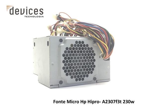 Fonte Micro Hp Hipro- A2307f3t 230w