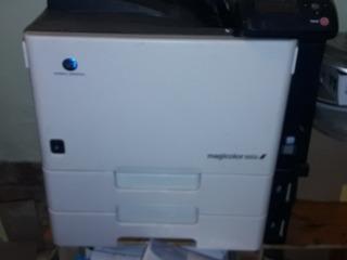 Impresora Konica Minolta Magic Color 8650