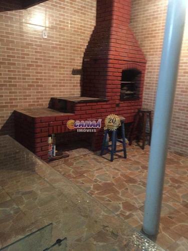 Casa Em Mongaguá Com Fogão A Lenha . - V6851