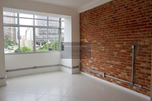 Imagem 1 de 12 de Apartamento Com 1 Dorm, Centro, São Paulo - R$ 300 Mil, Cod: 180 - V180