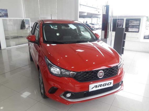 Fiat Argo Precision 1.8 Pack Premium - Pt