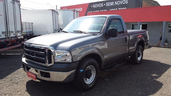 Ford F-250 4.2 Xl 4x2 Cs Turbo Intercooler Diesel 2p Manual