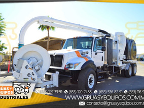 Camion Limpia Drenaje Vactor International 2006