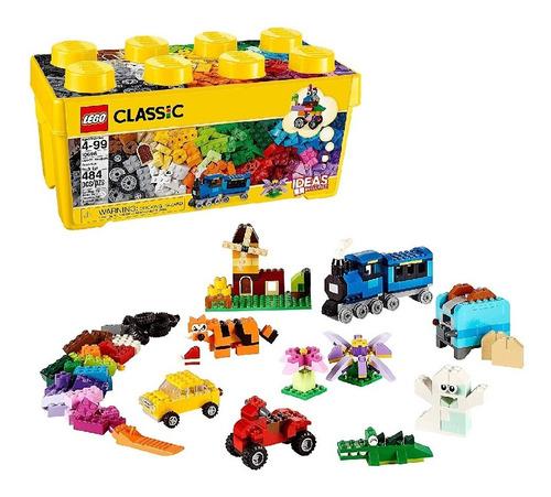 Lego Classics Original 10696 Incluye 484 Piezas Lego Ideas
