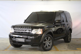 Land Rover Discovery 4 2.7 S 4x4 Turbo 2011