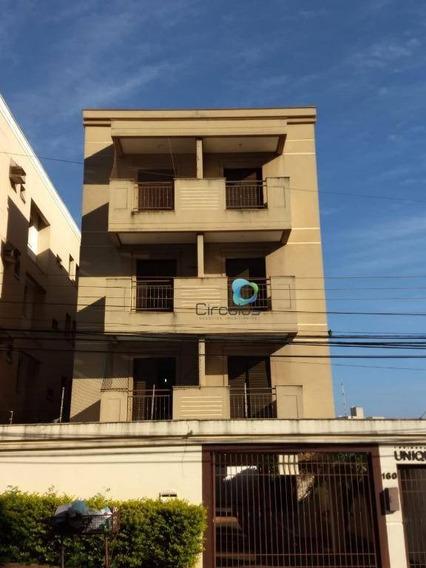 Apartamento À Venda, 41 M² Por R$ 170.000,00 - Jardim Irajá - Ribeirão Preto/sp - Ap1863