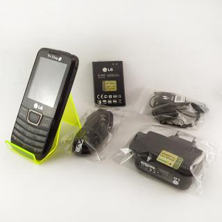 Celular Lg A290 Trio Chip Original Lg Anatel Leia Anuncio
