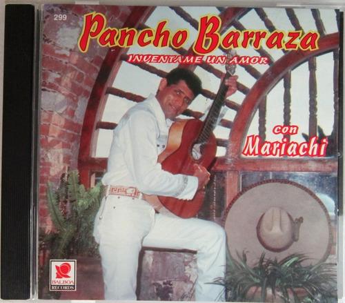 Pancho Barraza - Con Mariachi Cd