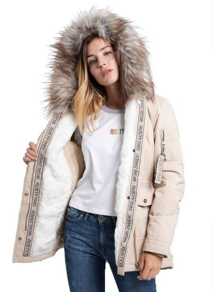 Campera Girl Rusty Bailey Coat