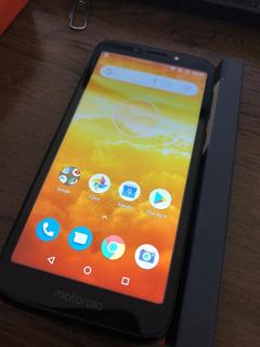 Smartphone Motorola Moto E5 Play 16gb Usado Leia O Anuncio