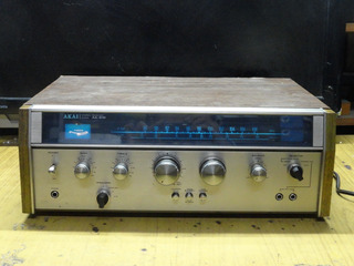 Sinto Amplificador Akai - Aa 910 - Vintage - Electrovarios