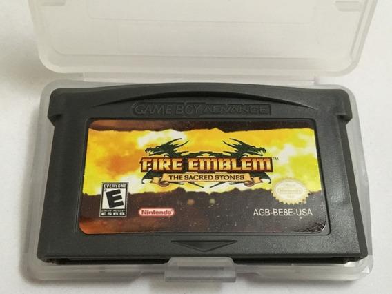 Fire Emblem Sacred Stones Game Boy Advance Gba Nds