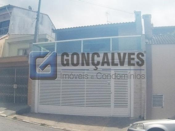 Locação Casa Terrea Sao Bernardo Do Campo Alves Dias Ref: 35 - 1033-2-35575