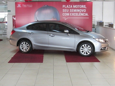 Civic 2.0 Lxr 16v Flex 4p Automático 67007km