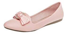 Zapato De Piso Dama Clasben 173685 Rosa 22-26 80047 T2