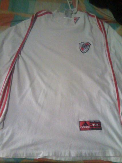 Polera River Plate Talle 3 Solo Canje Por La Misma Talle 2