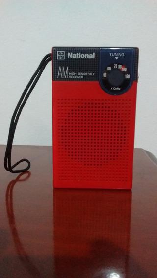 Radio Portatil National
