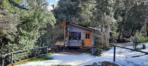 Imagen 1 de 11 de Cabaña Pioneros 54 Mts2 En Medio Del Bosque En Bariloche