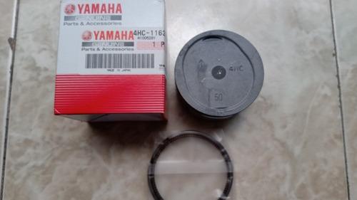 Kit Piston Y Anillos  Skygo 250 Executive Yamaha 0,25