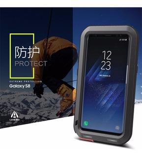 Funda Protectora Love Mei Samsung Galaxy S8 Plus Original