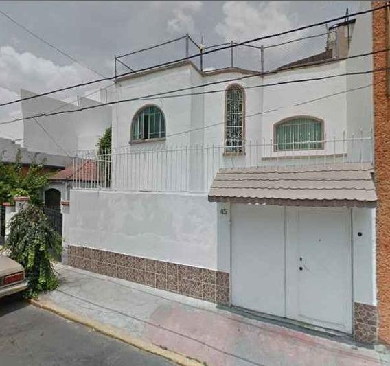 Casa En Venta Col. Guadalupe Tepeyac, Gustavo A Madero Aa