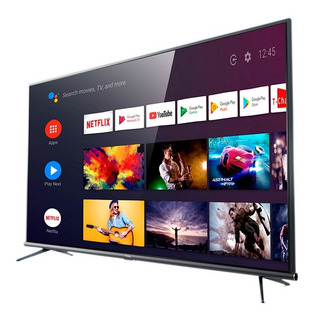 Smart Tv Tcl 75 L75p8m Android Uhd 4k Garantia Oficial Pc