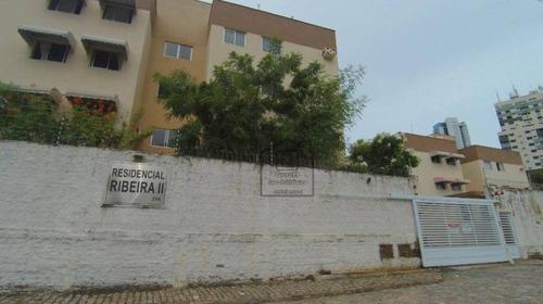 Apartamento Com 2 Dormitórios, 47 M² - Venda Ou Aluguel - Rocas - Natal/rn - Ap0150 - Ap0150