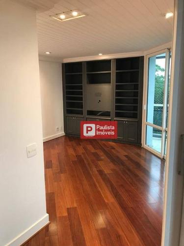 Apartamento Com 4 Dormitórios Para Alugar, 337 M² Por R$ 12.000/mês - Alto Da Boa Vista - São Paulo/sp - Ap27336