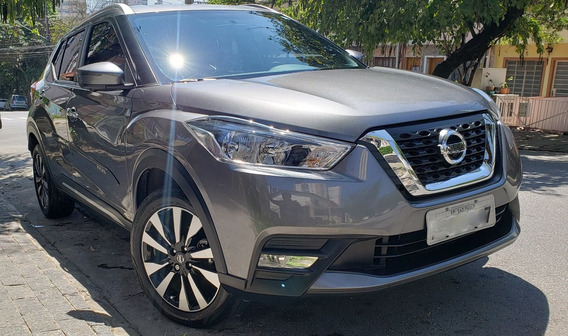 Nissan Kicks 1.6 16v Flexstart Sl 4p Cvt Xtronic