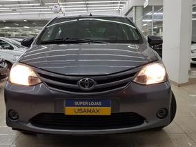 Toyota Etios Sedan X 1.5 16v(flex) 2013/2014