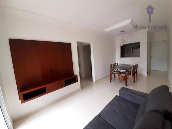 Apartamento Mobiliado 2 Dormitórios Para Alugar, 60m², Ateliê Campolim, Parque Campolim Em Sorocaba/sp - Ap1236