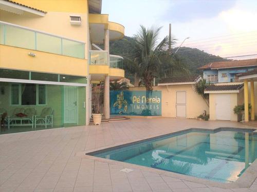 Sobrado Com 6 Dormitórios À Venda, 420 M² Por R$ 2.100.000 - R6f43s -canto Do Forte - Praia Grande/sp - So0050