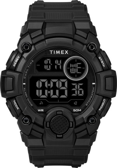 Relógio Timex Digital A-game (50mm) - Tw5m27400