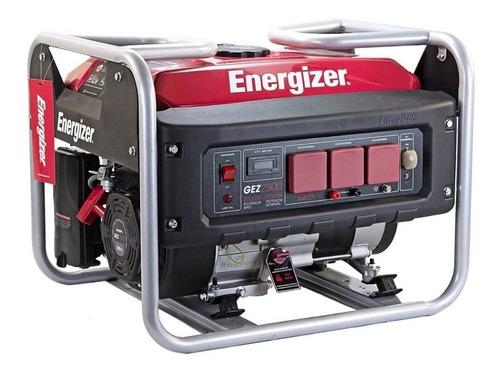 Generador portátil Energizer GEZ2300 2200W monofásico con tecnología AVR 220V