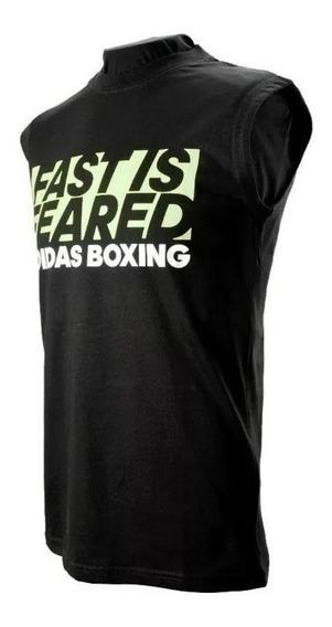 Musculosa adidas Entrenamiento Boxeo Sudadera Remera Cuotas