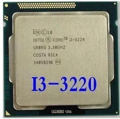 Processador Intel Core I3-3240 3m 3.40ghz Lga1155 Ddr3 1333