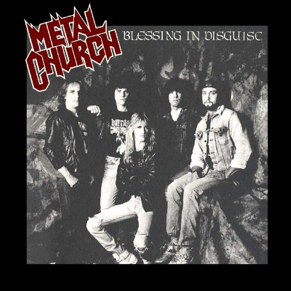 Cd : Metal Church - Blessing In Disguise (holland - Import)