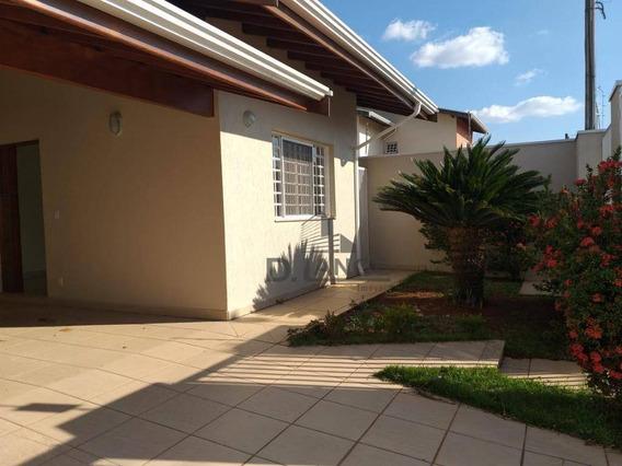 Casa Com 3 Dormitórios À Venda, 130 M² Por R$ 460.000,00 - Residencial Terras Do Barão - Campinas/sp - Ca13377